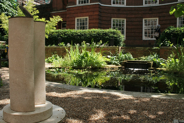 British Medical Association Council Garden
