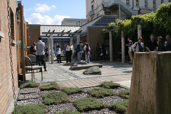 SOAS Japanese-inspired roof garden